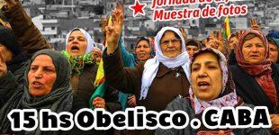 Argentina se suma al Día de Acción Global contra la invasión turca a Kurdistán