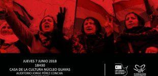Ecuador: charla sobre la lucha y resistencia del pueblo kurdo