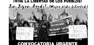 En Argentina se movilizarán contra la invasión turca a Rojava